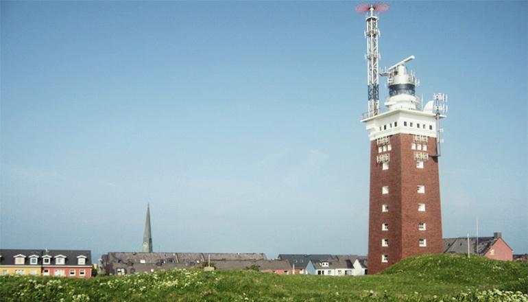 Alfred-Wegner-Institut auf Helgoland